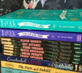 Julie Fison books