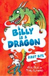 Billy is a  Dragon - First Bite