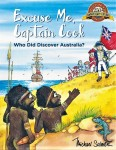 Excuse me Captain Cook, who did discover Australia?