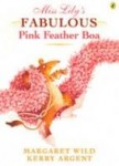 Mrs Lily's Fabulous Pink Feather Boa