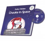 Funky Chicken - Chooks In Space